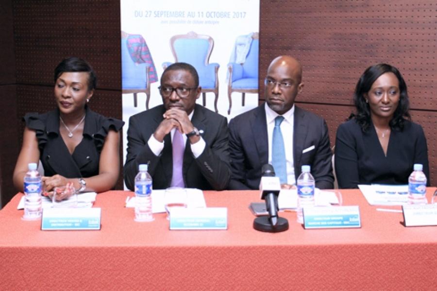 Ecobank Côte d'Ivoire: Annonce de la vente de 2,250 millions d'actions au prix unitaire de 20000 FCFA
