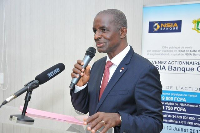 Côte d'Ivoire : les actions de NSIA Banque raflées en une journée